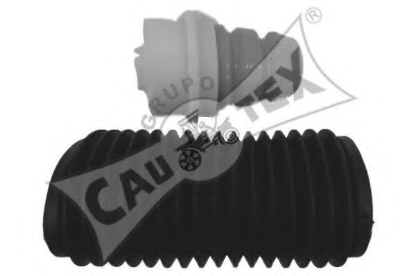Пылезащитный комплект, амортизатор CAUTEX 011160