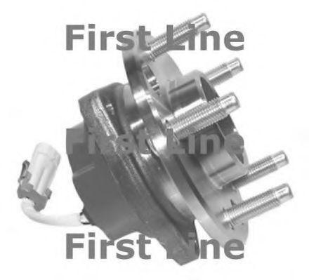 Комплект подшипника ступицы колеса FIRST LINE FBK848