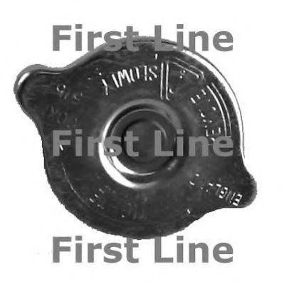 Крышка, радиатор FIRST LINE FRC62