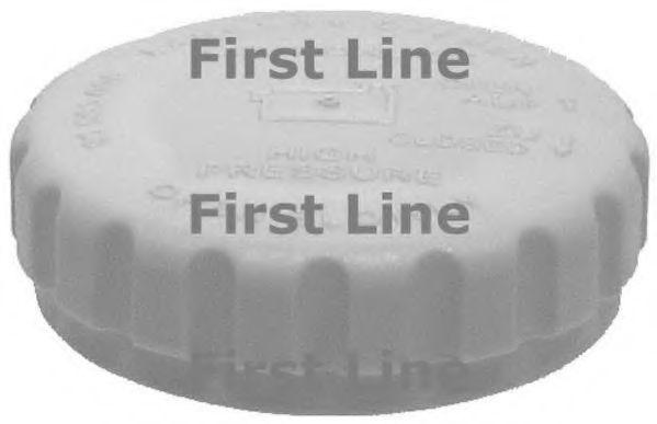 Крышка, радиатор FIRST LINE FRC68