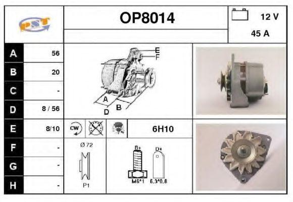 Генератор SNRA OP8014