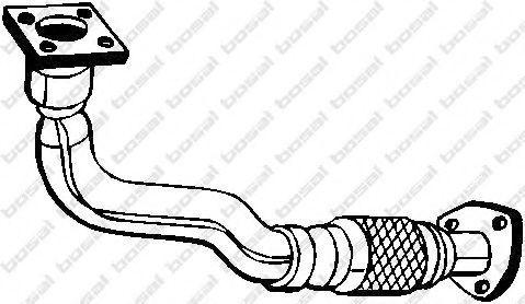 Купить Труба выхлопная BOSAL 753175
