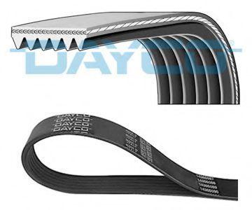 Ремень поликлиновый DAYCO 6PK1180  - купить со скидкой