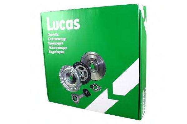 Комплект сцепления LUCAS ENGINE DRIVE LKCA800002