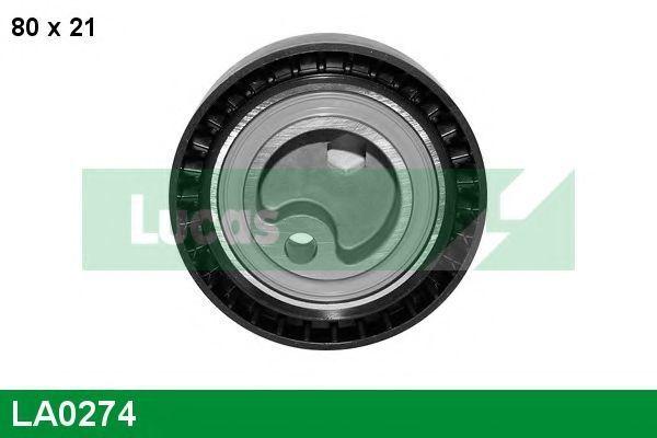 Паразитный / Ведущий ролик, зубчатый ремень LUCAS ENGINE DRIVE LA0274
