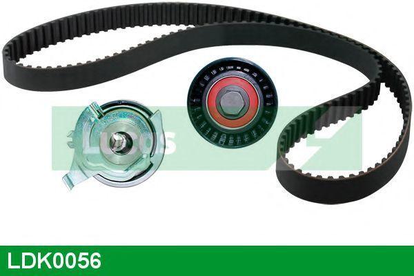 Комплект ремня ГРМ LUCAS ENGINE DRIVE LDK0056