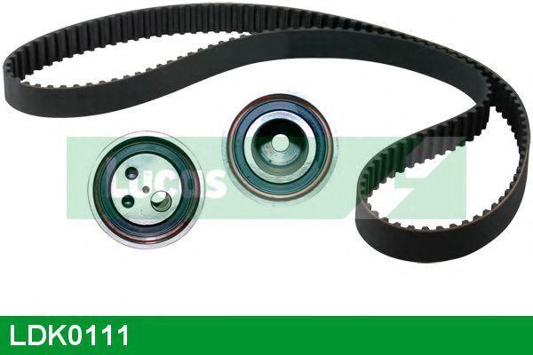 Комплект ремня ГРМ LUCAS ENGINE DRIVE LDK0111