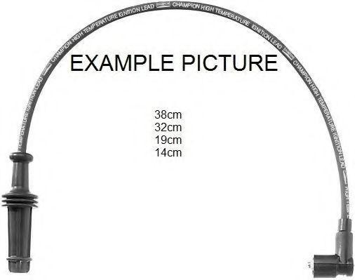 Комплект проводов зажигания CHAMPION CLS089