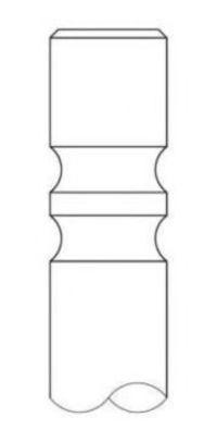 Выпускной клапан INTERVALVES 1399009