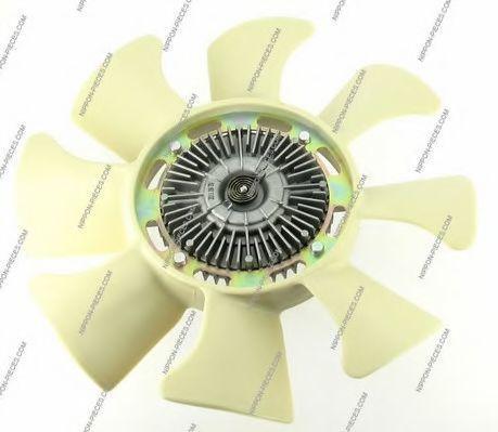 Сцепление, вентилятор радиатора NPS K154A01