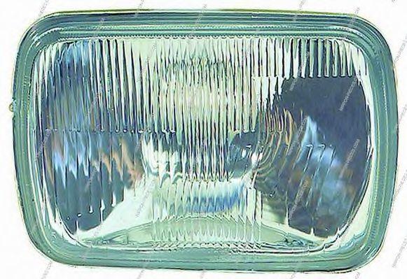 Вставка фары, основная фара NPS U670L04