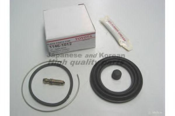Ремкомплект, тормозной суппорт ASHUKI 11461012