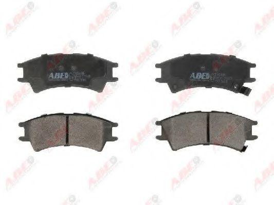 Колодки тормозные ABE C10501ABE