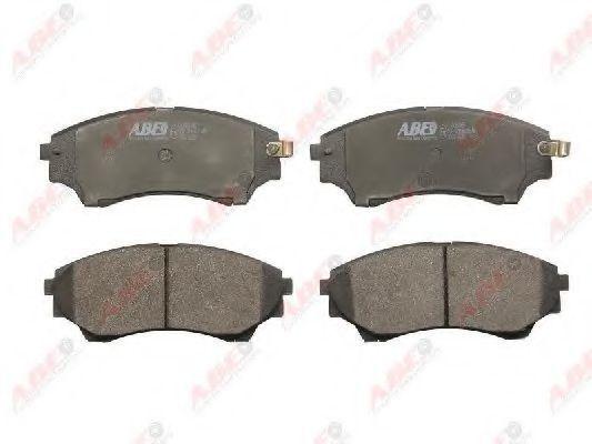 Колодки тормозные ABE C13064ABE