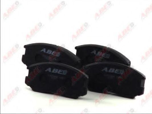 Колодки тормозные ABE C15032ABE