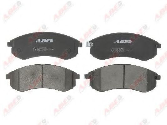 Колодки тормозные ABE C15042ABE