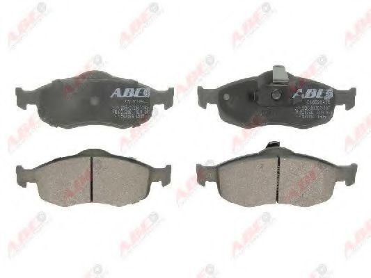 Колодки тормозные ABE C1G029ABE