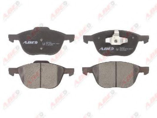 Колодки тормозные ABE C1G055ABE