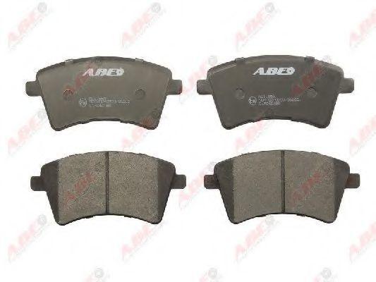 Колодки тормозные ABE C1R042ABE