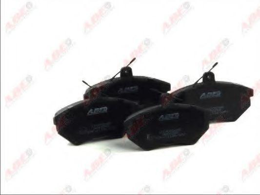 Колодки тормозные ABE C1W005ABE