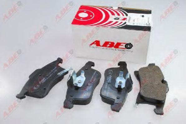 Колодки тормозные ABE C1X033ABE