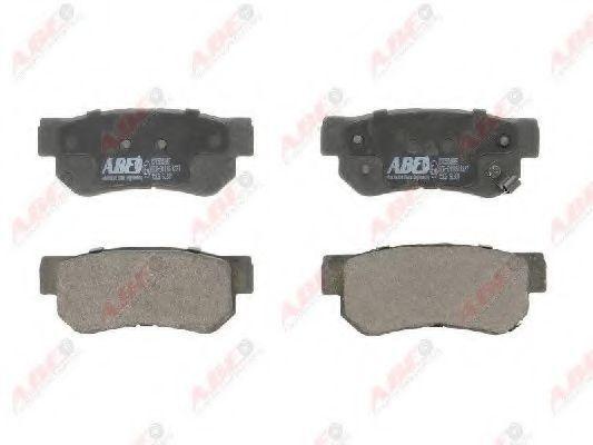 Колодки тормозные ABE C20504ABE