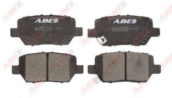 Колодки тормозные ABE C24016ABE