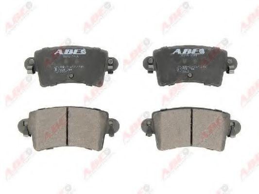 Колодки тормозные ABE C2X011ABE