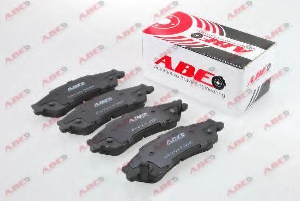 Колодки тормозные ABE C2Y015ABE