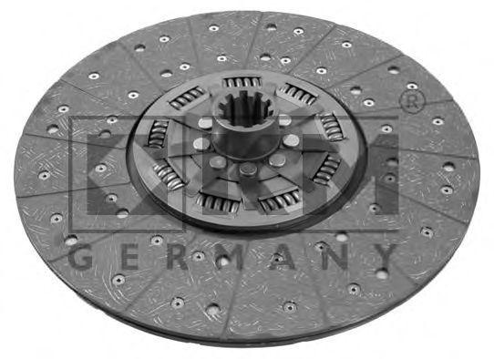 Диск сцепления KM GERMANY 0690058