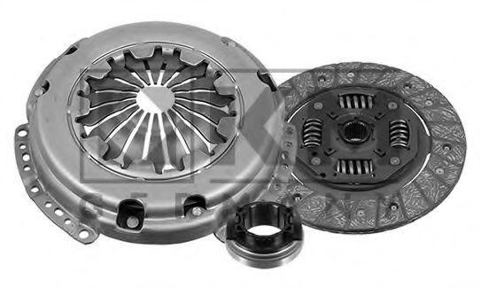 Комплект сцепления KM GERMANY 0691066