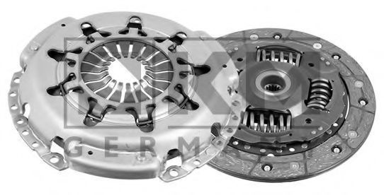 Комплект сцепления KM GERMANY 0691779