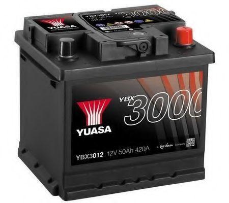 Купить Аккумулятор 50Ач SMF YUASA YBX3012