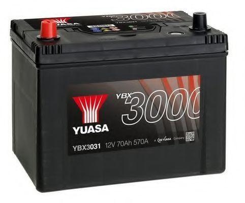 Купить Аккумулятор 70Ач SMF YUASA YBX3031