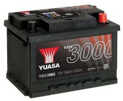 Аккумулятор 56Ач SMF YUASA YBX3065