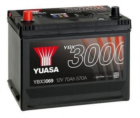 Купить Аккумулятор 70Ач SMF YUASA YBX3069