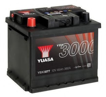 Аккумулятор 45Ач SMF Battery YUASA YBX3077  - купить со скидкой