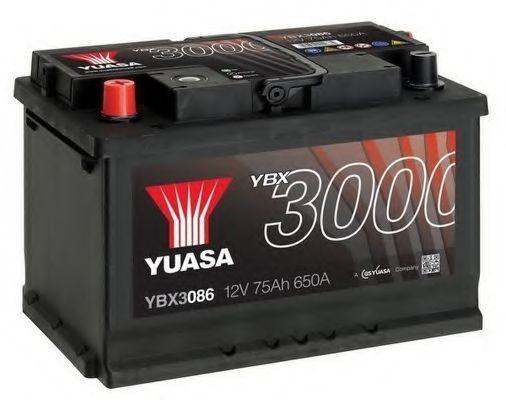 Купить Аккумулятор 75Ач YUASA YBX3086