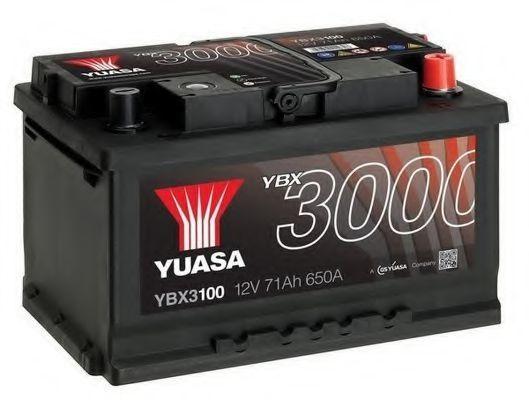 Купить Аккумулятор 71Ач SMF YUASA YBX3100