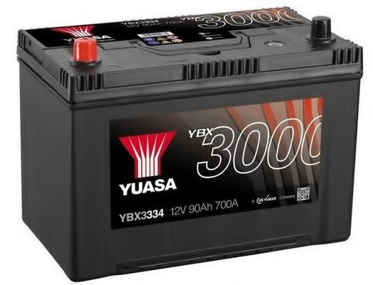 Купить Аккумулятор 90Ач SMF YUASA YBX3334