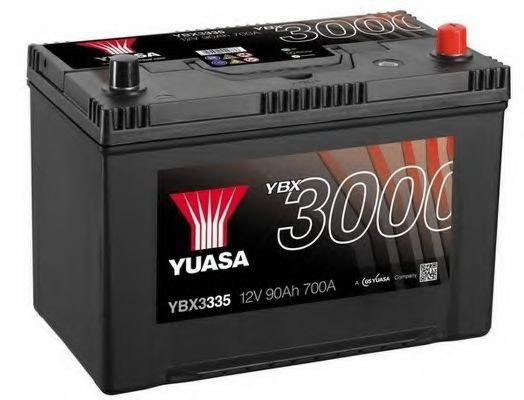 Купить Аккумулятор 90Ач SMF YUASA YBX3335