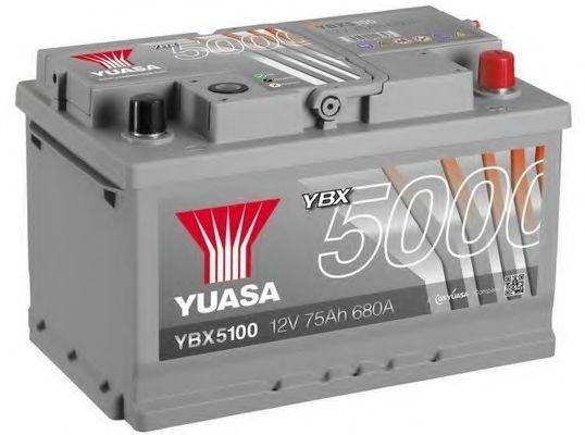 Купить Аккумулятор 75Ач Silver High Performance YUASA YBX5100