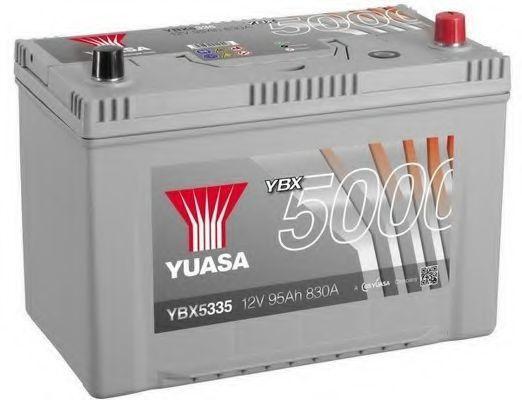 Купить Аккумулятор 95Ач Silver High Performance YUASA YBX5335