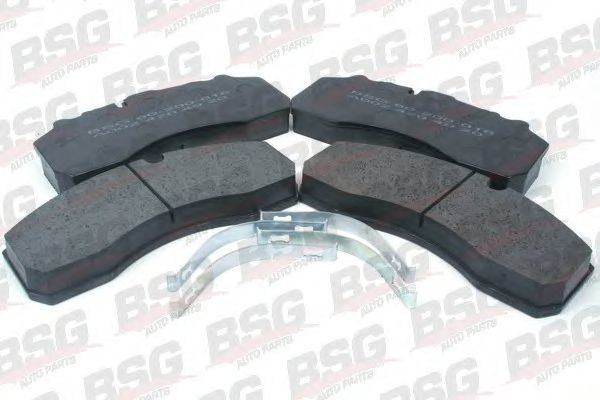 Колодки тормозные BSG BSG60200016