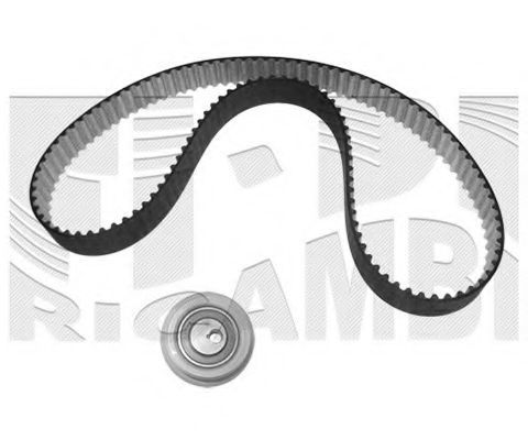 Комплект ремня ГРМ KM International KFI386