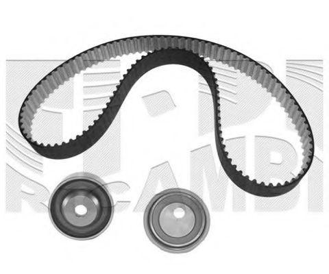 Комплект ремня ГРМ KM International KFI525
