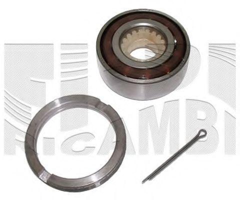 Комплект подшипника ступицы колеса KM International RK5057