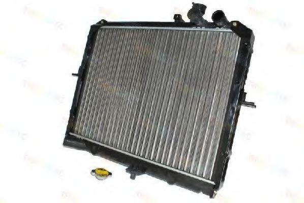 Радиатор, охлаждение двигателя THERMOTEC D70304TT