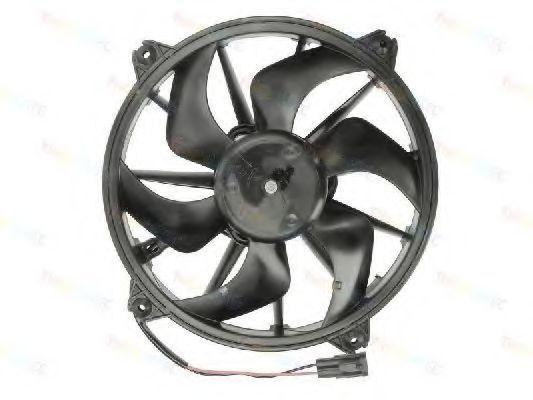 Вентилятор радиатора THERMOTEC D8C002TT
