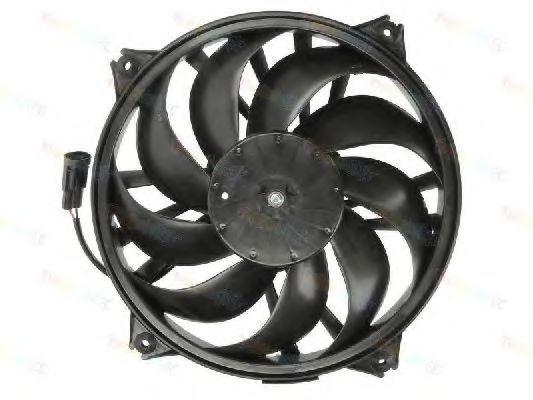 Вентилятор радиатора THERMOTEC D8C003TT